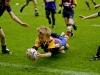 Try scorer at Twickenham rugby stadium image 43